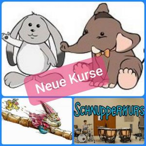 [Updated] Neue Kurse ab November!